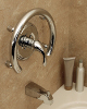 Bath grab bar from Invisia Collection